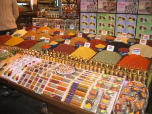 Viajes Estambul: Bazar de las Especias
