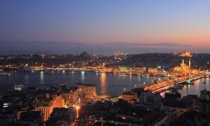Viajes Estambul_ciudad de noche