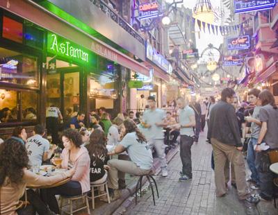Viajes Estambul_Barrio de la ciudad