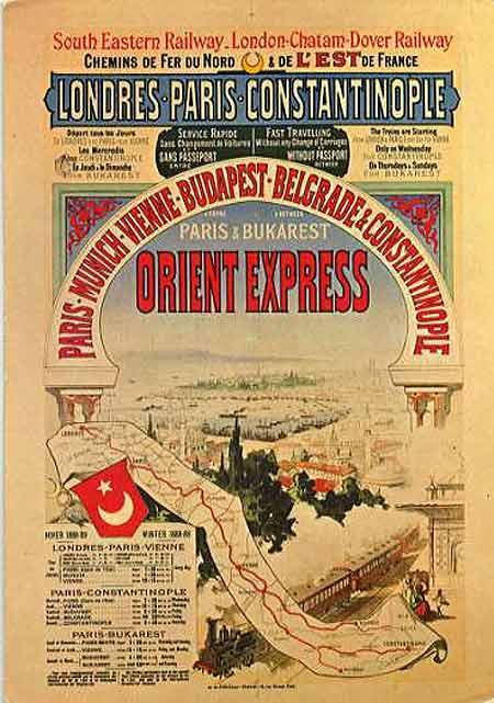 Viajes Estambul_Orient Express